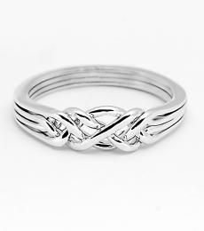 com bestpuzzlering puzzle gh tricolored unity rings band ring