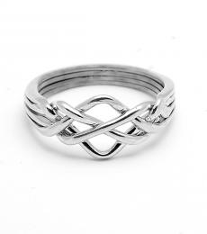 design loop sabrinasilver celtic band shopcart impl sterling puzzle rings piece ring in silver home